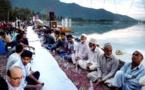 L'Inde rafle le record du plus grand iftar d'Asie