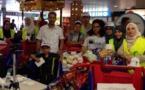 Le succès des paniers solidaires du Ramadan comble des familles démunies