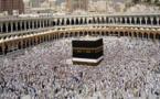 La Mecque, mer des croyants...