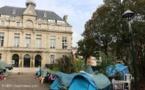 A La Courneuve, le sort des Roms expulsés d'un bidonville révolte