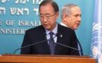 Le secrétaire général de l'ONU accusé d'incitation au terrorisme par Israël