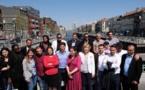 Des élus français en visite à Molenbeek contre la stigmatisation
