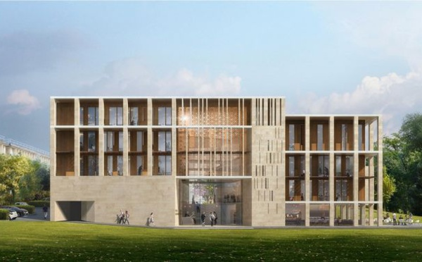 L'Institut français de civilisation musulmane, du rêve devenu réalité à Lyon