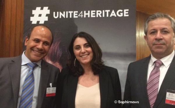 Nada al-Hassan : « Après-guerre, le patrimoine a un rôle de réconciliation »