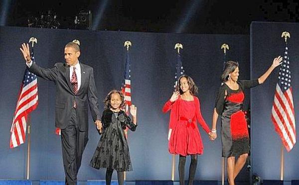 Obama président : les réactions en France