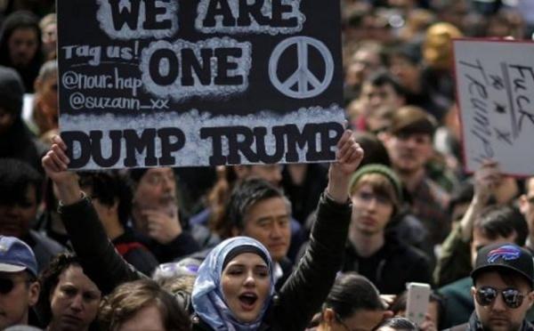 Investiture de Trump : la riposte des musulmans américains