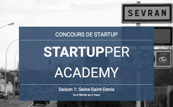 StartUpper Academy, un concours pour la création de start-ups dans le 9-3