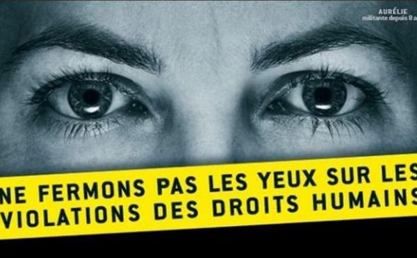 Etat d'urgence, accueil des réfugiés, vente d'armes... Amnesty dénonce l'attitude de la France (vidéo)