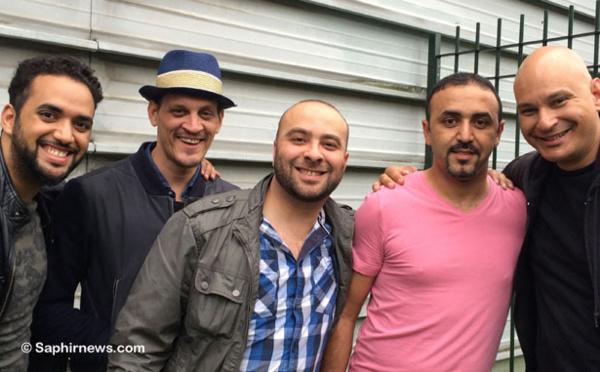 Après le succès de « Djihad », Ismaël Saidi présente « Géhenne »