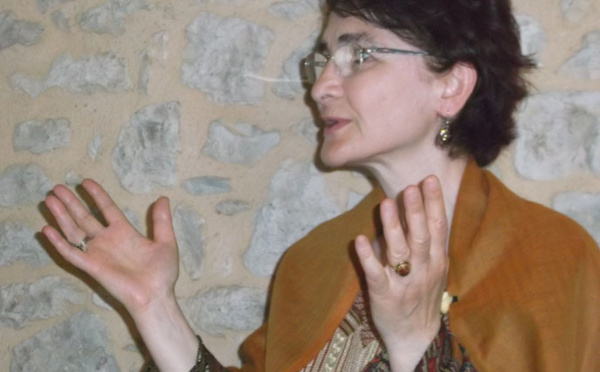 Rencontre avec Cheikha Nûr, une femme maître spirituelle