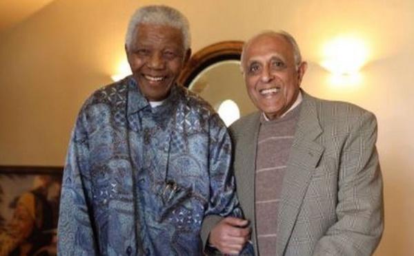 Afrique du Sud : hommage à Ahmed Kathrada, compagnon de lutte de Nelson Mandela
