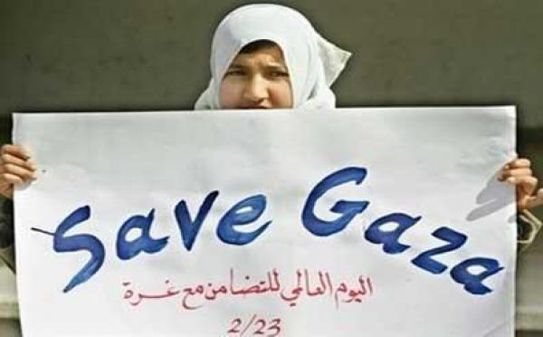 Gaza : les ONG humanitaires débordées par l'urgence