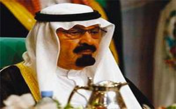 Une femme au gouvernement saoudien