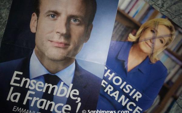 Présidentielle 2017 : Macron en marche pour l'Elysée, Le Pen out