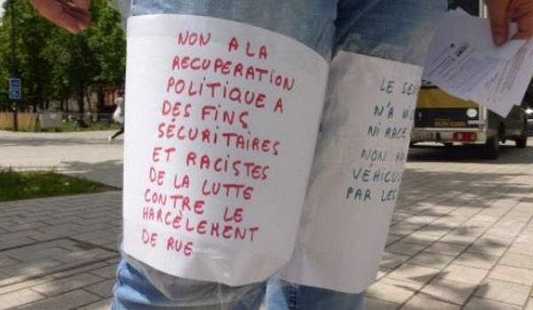 La Chapelle-Pajol : lutter contre le harcèlement de rue, oui mais partout !