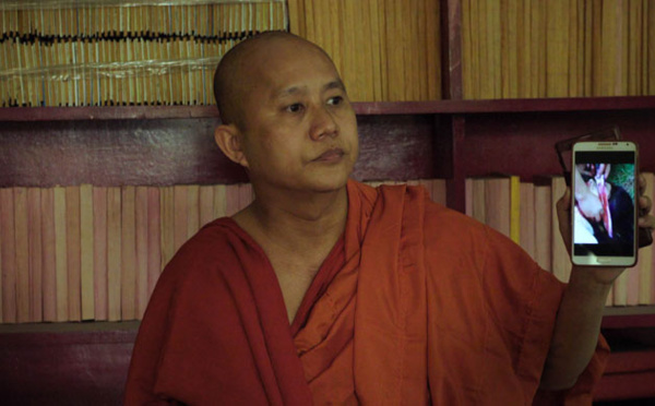 Le vénérable W : quand le bouddhisme prêche l'islamophobie