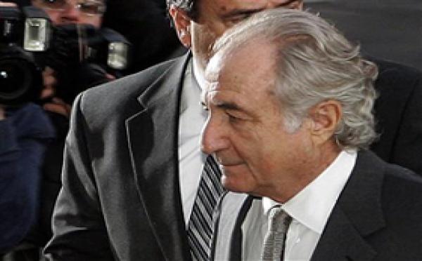 Le financier Bernard Madoff est condamné à 150 ans de prison