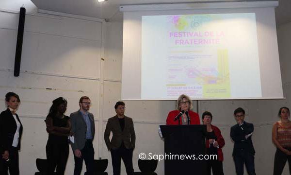 Au Festival de la fraternité, la lutte contre les injustices comme préalable au vivre ensemble