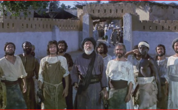 Le Message : le film sur les débuts de l'islam en replay (vidéo)