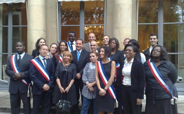 Éric Besson plaide la diversité au sein de l'UMP