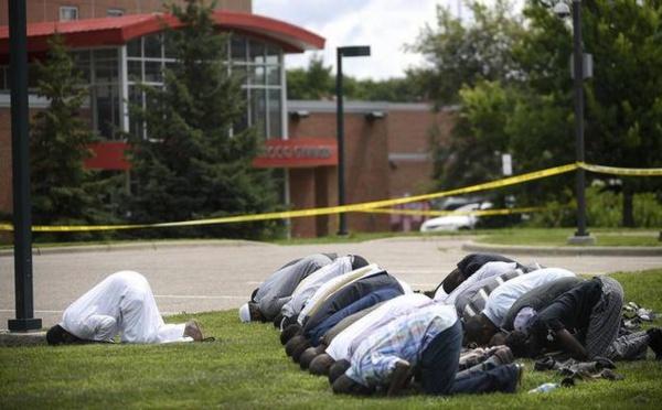 Etats-Unis :  ce qu'on sait de l'attentat à la bombe visant une mosquée du Minnesota