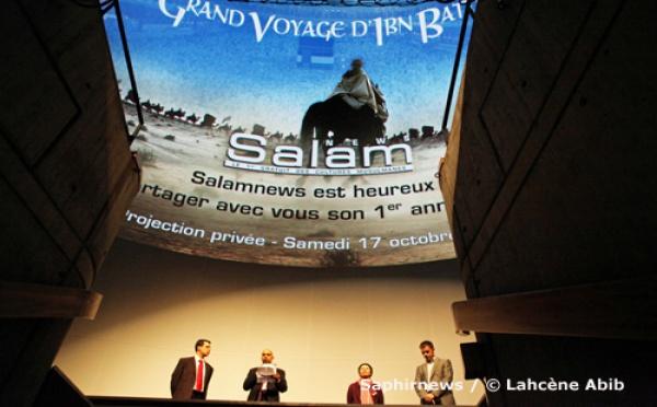 Salamnews fête son premier anniversaire à La Géode