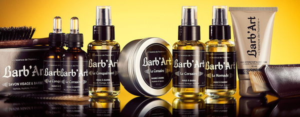 Barb'Art, entretenir sa barbe naturellement