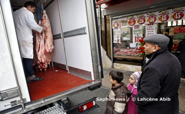 Abattoirs pour l'Aïd el-Kébir : « Y en a pas assez ! »