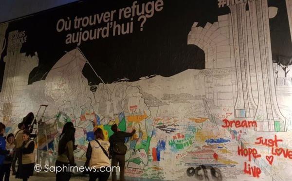 Une Nuit blanche consacrée aux réfugiés avec le Secours islamique France
