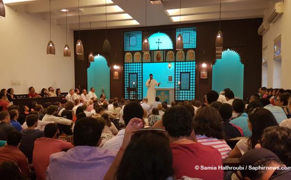 Égypte : entre espérance et lucidité, 200 jeunes chrétiens rassemblés chez les coptes