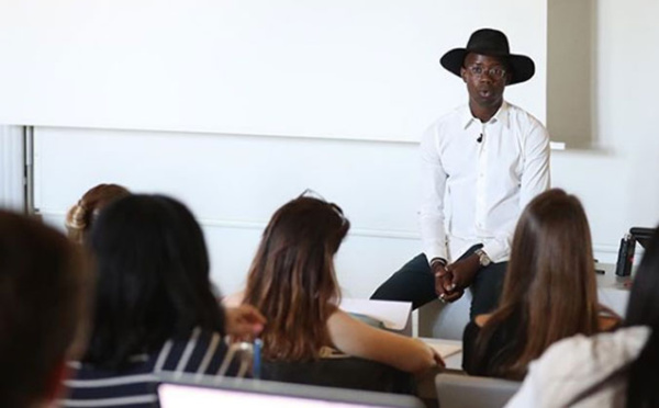 Steves Hounkponou : « Création d'entreprise : il ne faut pas avoir peur de se lancer ! »