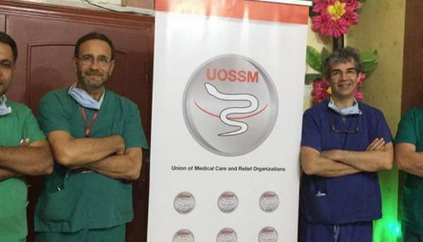 De la Syrie au Bangladesh, les médecins de l'UOSSM en mission humanitaire