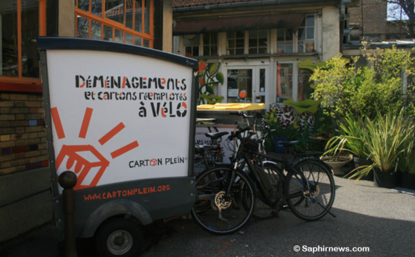 Carton plein : la réinsertion des SDF grâce au recyclage