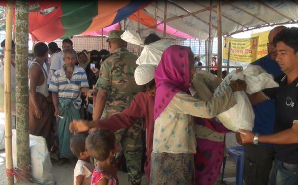 Rohingyas au Bangladesh, le Secours Islamique France témoigne de la crise