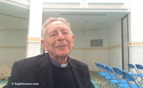 Le père Maurice Borrmans, islamologue et chantre du dialogue islamo-chrétien, s'est éteint