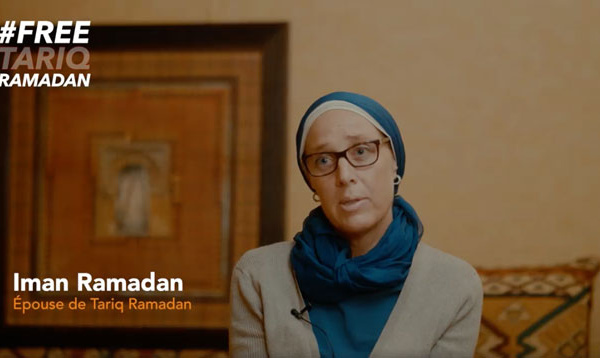 « Je crois fondamentalement en son innocence » : la femme de Tariq Ramadan témoigne (vidéo)