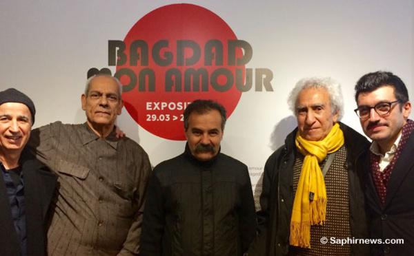 « Bagdad mon amour » : l'exposition-hommage des artistes irakiens à leur patrimoine