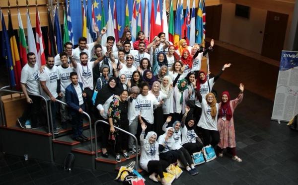 Strasbourg : la jeunesse musulmane au rendez-vous des jeunes européens pour débattre de l'avenir de l'Europe