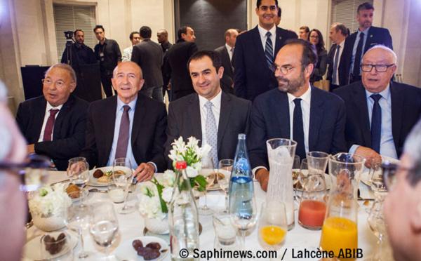 A l'iftar du CFCM avec Edouard Philippe et Gérard Collomb : « Le CFCM n'est pas mort, il peut se réformer »