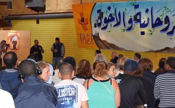 Trois jours à Taizé pour célébrer l'amitié islamo-chrétienne