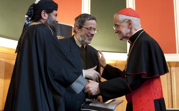 Merci, cardinal Tauran !