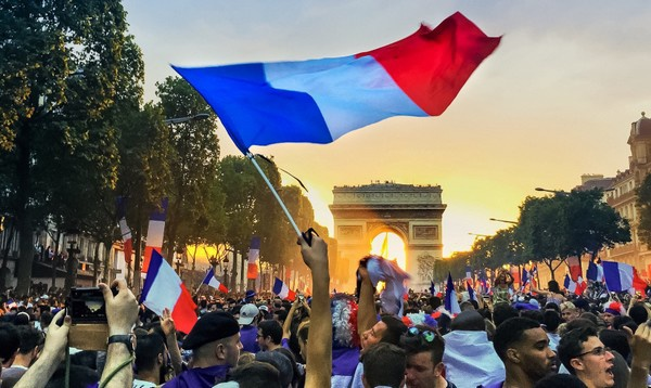 Victoire de la France au Mondial 2018 : les jours d'après