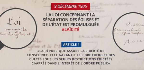 Laïcité : ce qu'une réforme de la loi de 1905 pourrait apporter