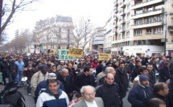 Mobilisation réussie pour les musulmans de France