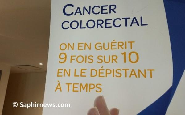 Opération « Mars Bleu », pour promouvoir l'importance du dépistage du cancer colorectal