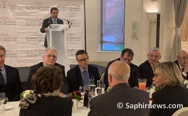 Christophe Castaner boude l'iftar du CFCM, Ahmet Ogras contre-attaque