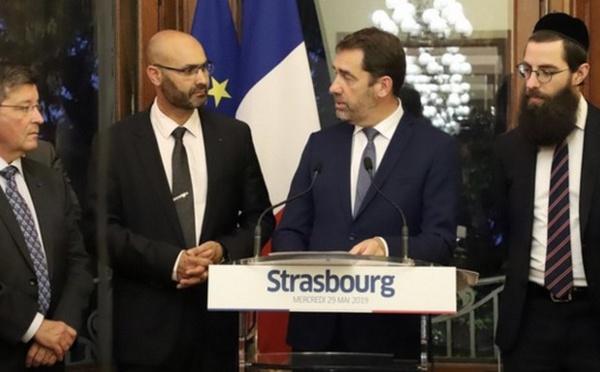 Iftar du Ramadan : depuis Strasbourg, Christophe Castaner répond aux attaques du CFCM