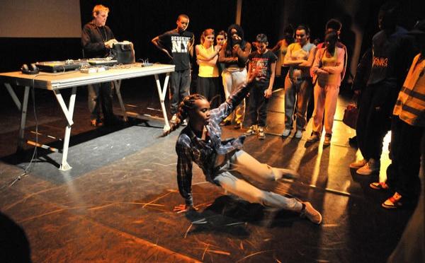 Les jeunes du 93 ont vécu une année très hip-hop