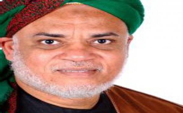 Comores: Abdallah Sambi dit l'Ayatollah, candidat à la présidence