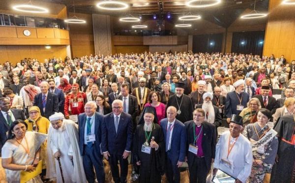 Religions pour la Paix : ce qu'il faut retenir de la conférence interreligieuse mondiale organisée en Allemagne